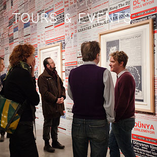 Guided Tours & Events