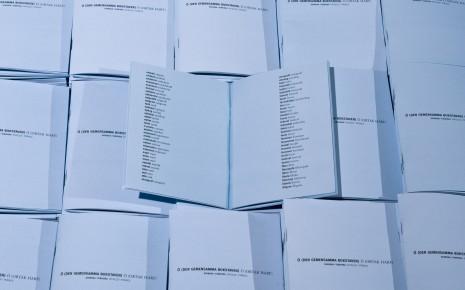 Meric Algun Ringborg Ö (The Mutual Letter) Foto: Nathalie Barki