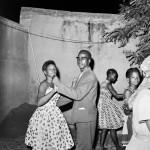 Au club Les Trois Fumeurs, Bamako, 1962