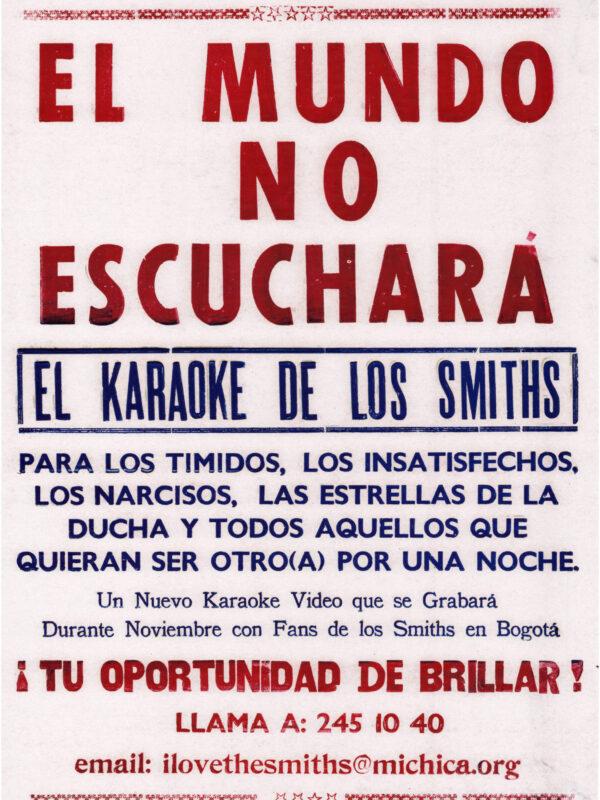 Phil Collins, el mundo no escuchará, 2004, Courtesy Shady Lane Productions.