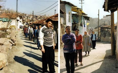 Ferhat Özgür, Let Everybody Come Out Today, fotografi 2002