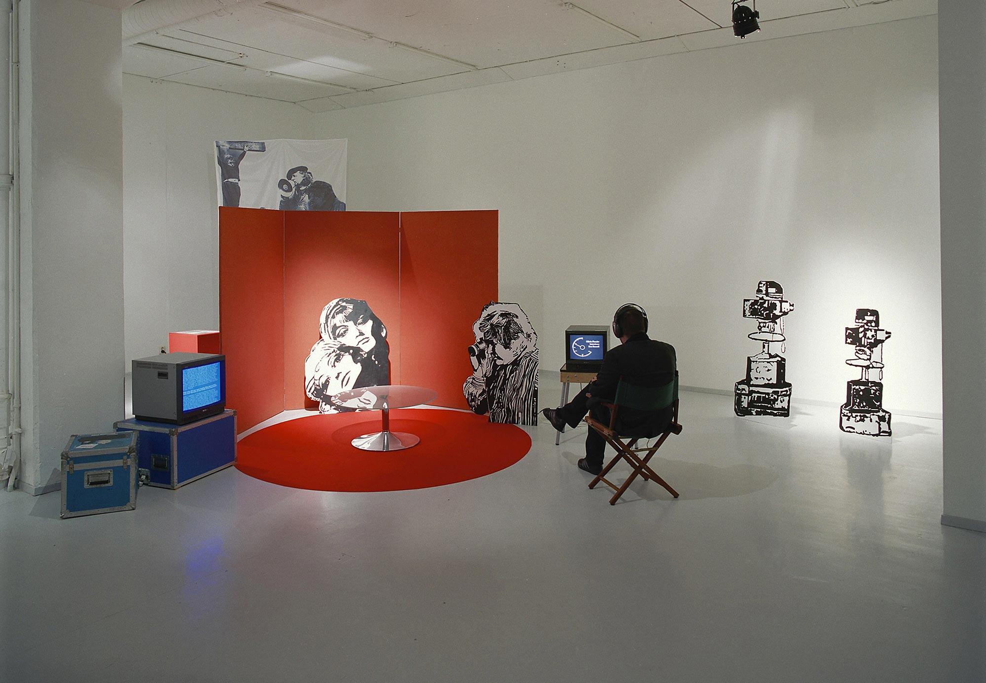 Olivia Plender, Ken Russell in Conversation with Olivia Plender, 2005