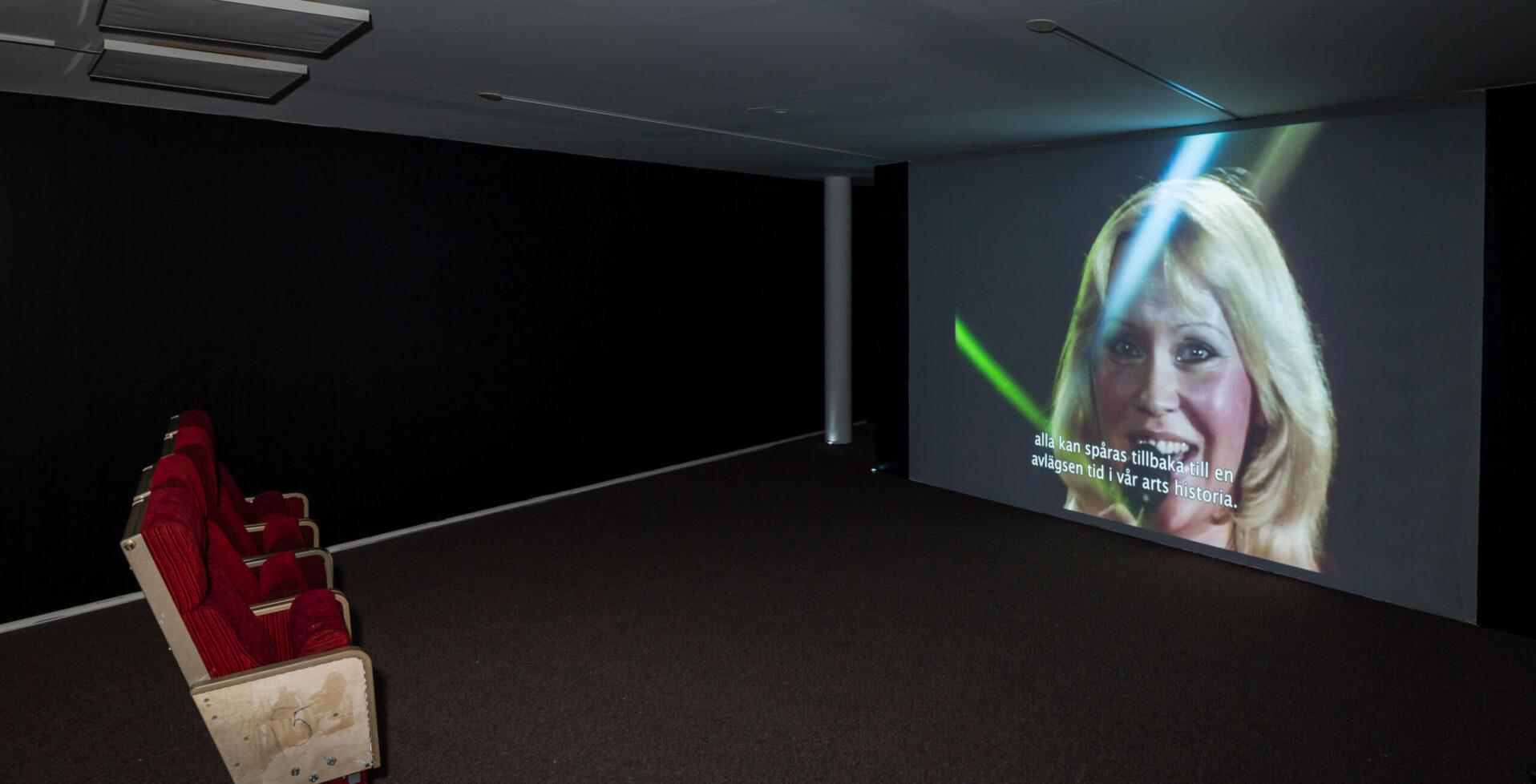 Erik Bünger, A Lecture on Schizophonia, video 2007–2011. Foto: Jean-Baptiste Béranger