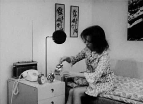 Flickor på Marabou, Maj Wechselmann, 1971