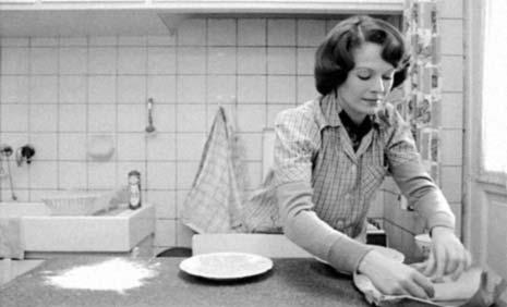 Jeanne Dielman, Chantal Akerman, 1975