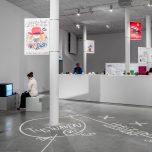 Starting from the Self, Installationsbild/installation view. Foto/photo: Jean-Baptiste Béranger